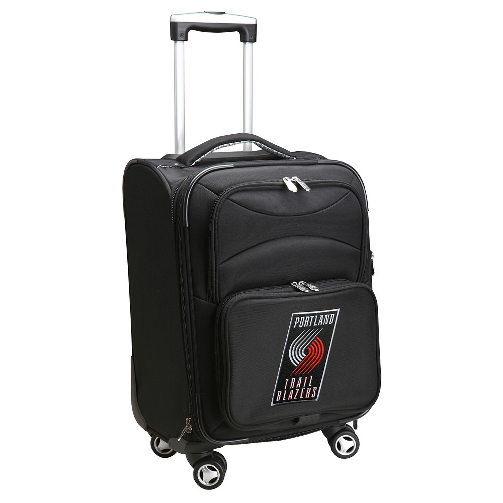 NBA Portland Trail Blazers Mojo Spinner Carry On Suitcase