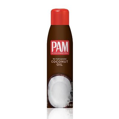 PAM Coconut Oil Spray - 5oz