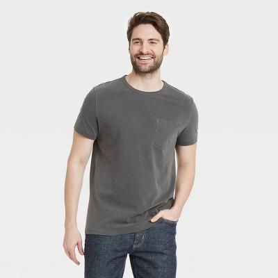 Men's Short Sleeve Crewneck T-Shirt - Goodfellow & Co™