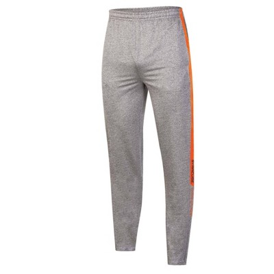 NCAA Syracuse Orange Men's Gray Athletic Jogger Pants