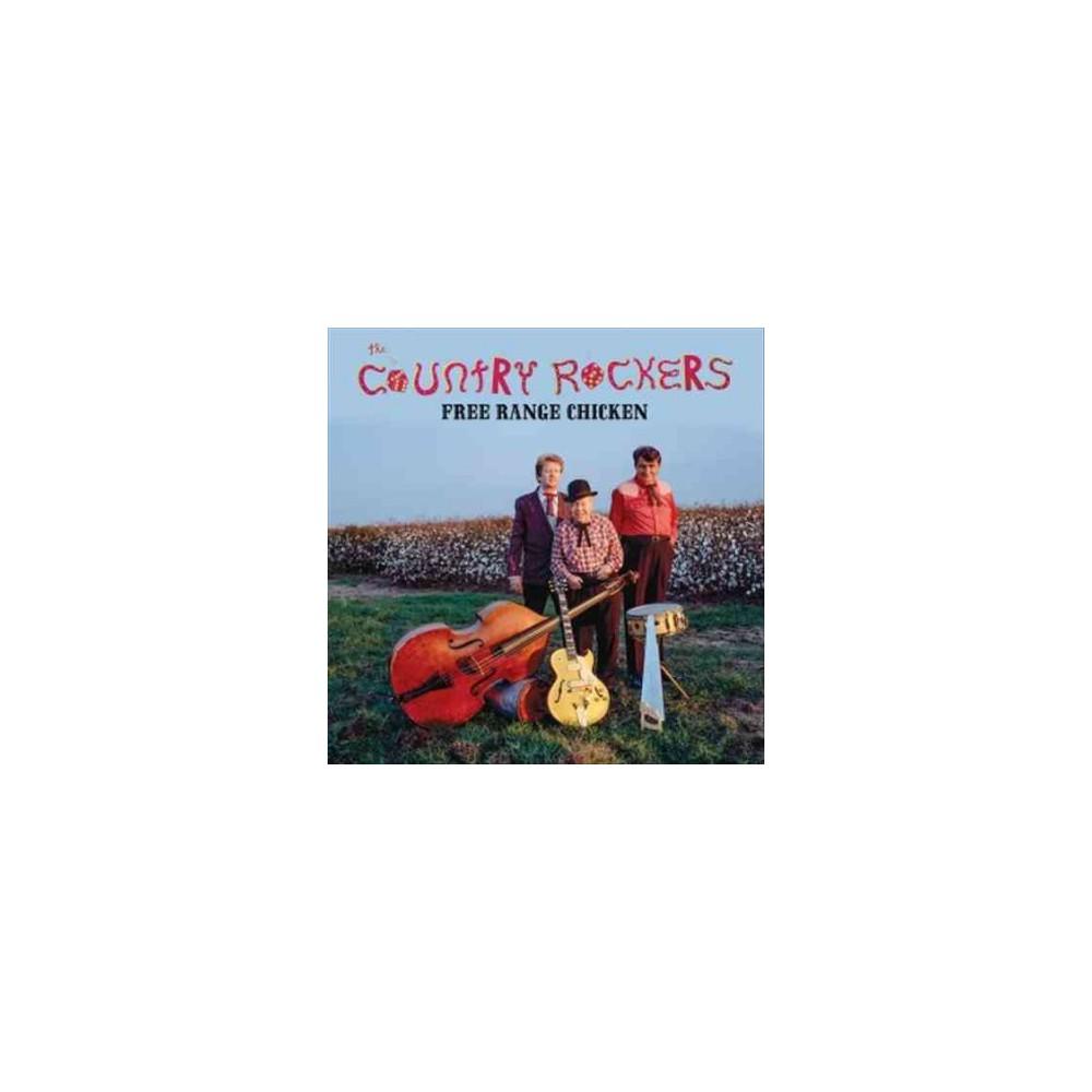 Country Rockers - Free Range Chicken (Vinyl)