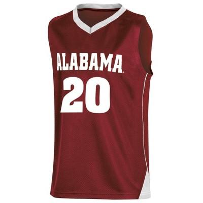 NCAA Alabama Crimson Tide Boys' Basketball Jersey