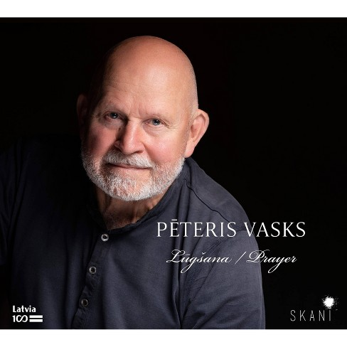 National Latvian Symphony Orchestra - Vasks Prayer (CD) - image 1 of 1