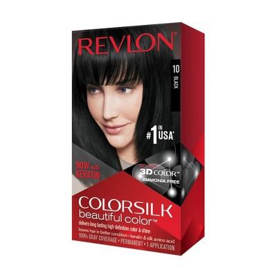Hair Color: Revlon ColorSilk Beautiful Color
