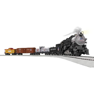 Lionel Ready to Run Union Pacific Flyer O Gauge LionChief Train Set with Bluetooth. Remote Control, and Realistic Sounds for Teen and Adult Hobbies