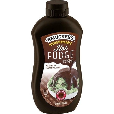 Smuckers Hot Fudge Topping - 15.5oz - image 1 of 4