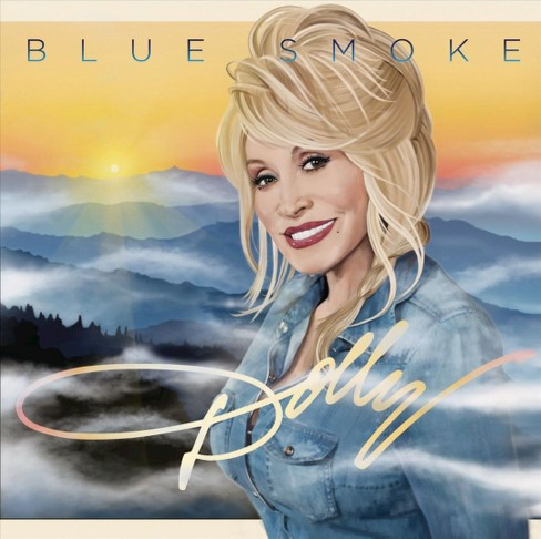 Dolly Parton - Blue Smoke (CD) - image 1 of 1