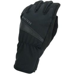 SealSkinz Waterproof All Weather Cycle Gloves - Black, Full Finger, Women's, Med