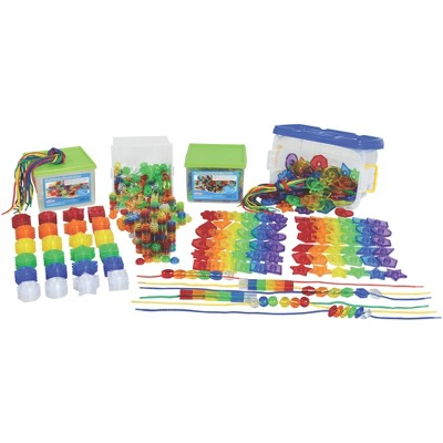 TickiT Complete Light Table Accessory Set, 4 Assorted Sets, 1004 pc