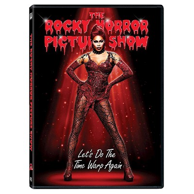 Rocky Horror Picture Show Tv Event Series (DVD)