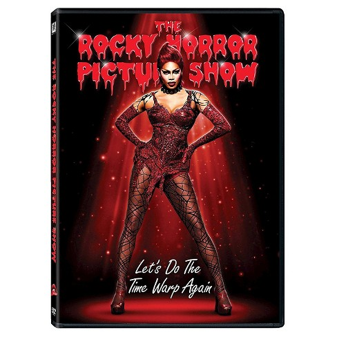 Rocky Horror Picture Show Tv Event Series (DVD) - image 1 of 1
