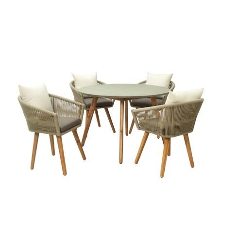 Herman Dining Set - GreyPoint Furnishings - image 1 of 4
