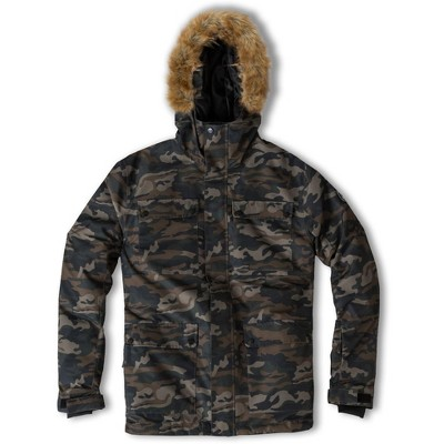 Chamonix Chanaz Parka Mens Jacket
