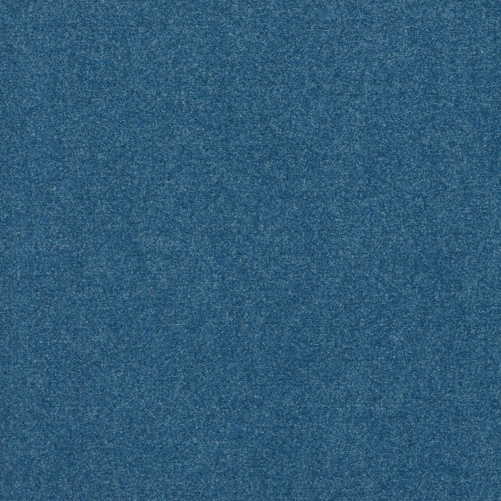 24 8pk Self Stick Carpet Tile Blue - Foss Floors Buy