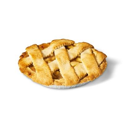 """Apple Lattice Pie - 8"""""""