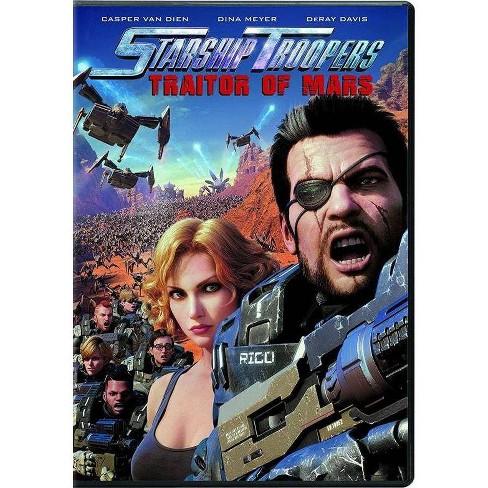 Starship Troopers: Traitors of Mars (DVD)(2017) - image 1 of 1