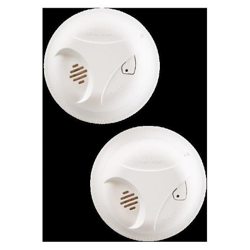 First Alert Battery Operated Smoke Alarm 2 Pack - image 1 of 6