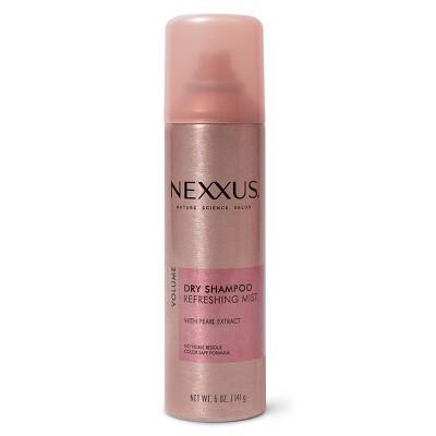 Nexxus Refreshing Dry Shampoo For Hair Volume Hair Mist - 5 fl oz