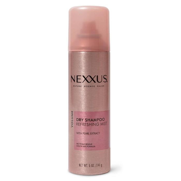 Nexxus Refreshing Dry Shampoo For Hair Volume Hair Mist - 5 Fl Oz : Target