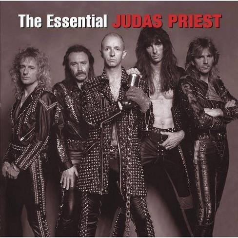 Judas Priest - Essential Judas Priest (CD) - image 1 of 2