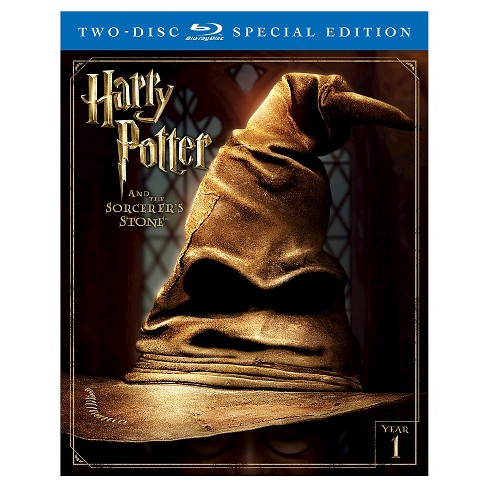 Harry Potter and the Sorcerer's Stone (2-Disc Special Edition) (Blu-ray) - image 1 of 1