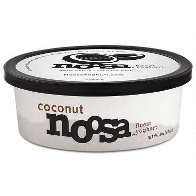 Noosa Coconut Probiotic Whole Milk Yoghurt - 8oz