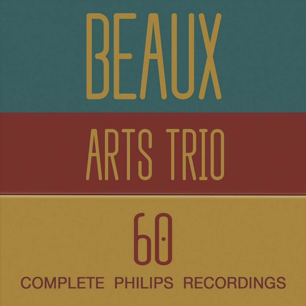 Beaux Arts Trio - Beaux Arts Trio: The Complete Recordings (CD)