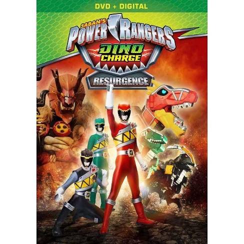 Power Rangers Dino Charge: Resurgence (DVD) - image 1 of 1