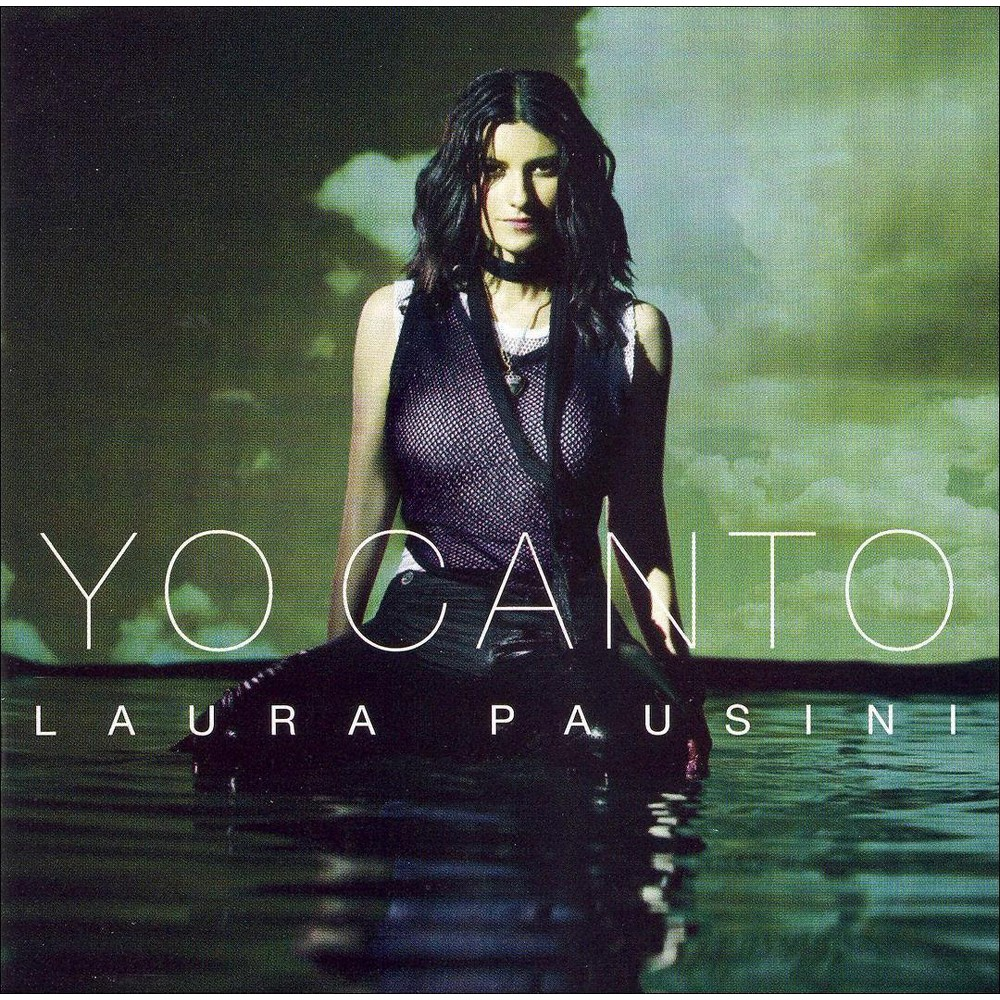 Laura Pausini - Yo Canto (CD)