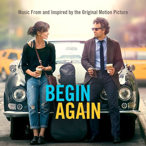 Original Soundtrack - Begin Again: Music from and Inspired by the Original Motion Picture (CD) - image 1 of 1