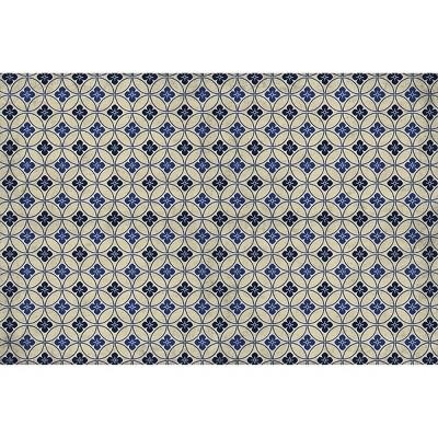 FlorArt Palisades Low Profile Easy Clean Kitchen Mat - Bungalow Flooring