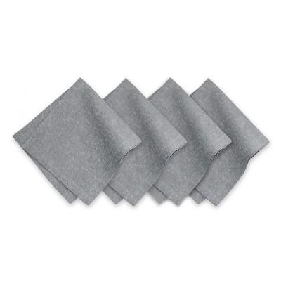 "Villeroy & Boch - La Classica Luxury Linen Fabric Napkin Set of 4 - 21"" x 21"""