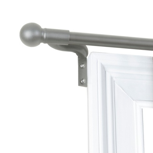 Easy Install Cafe Window Rod - image 1 of 4