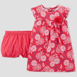c0528b2f8f032 Baby Girls' 1pc Turtle Sundress - Just One You™ Made by Carter's® Pink.  $7.99