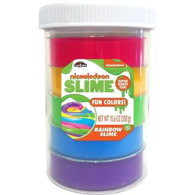 Nickelodeon Rainbow Slime by Cra-Z-Art