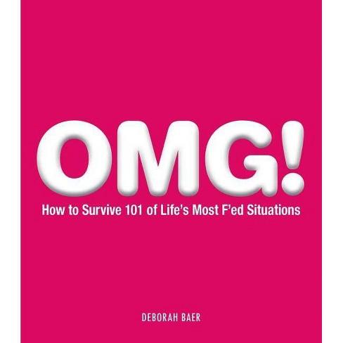Omg! - by  Deborah Baer (Paperback) - image 1 of 1