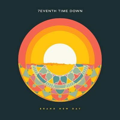 7Eventh Time Down - Brand New Day (CD)