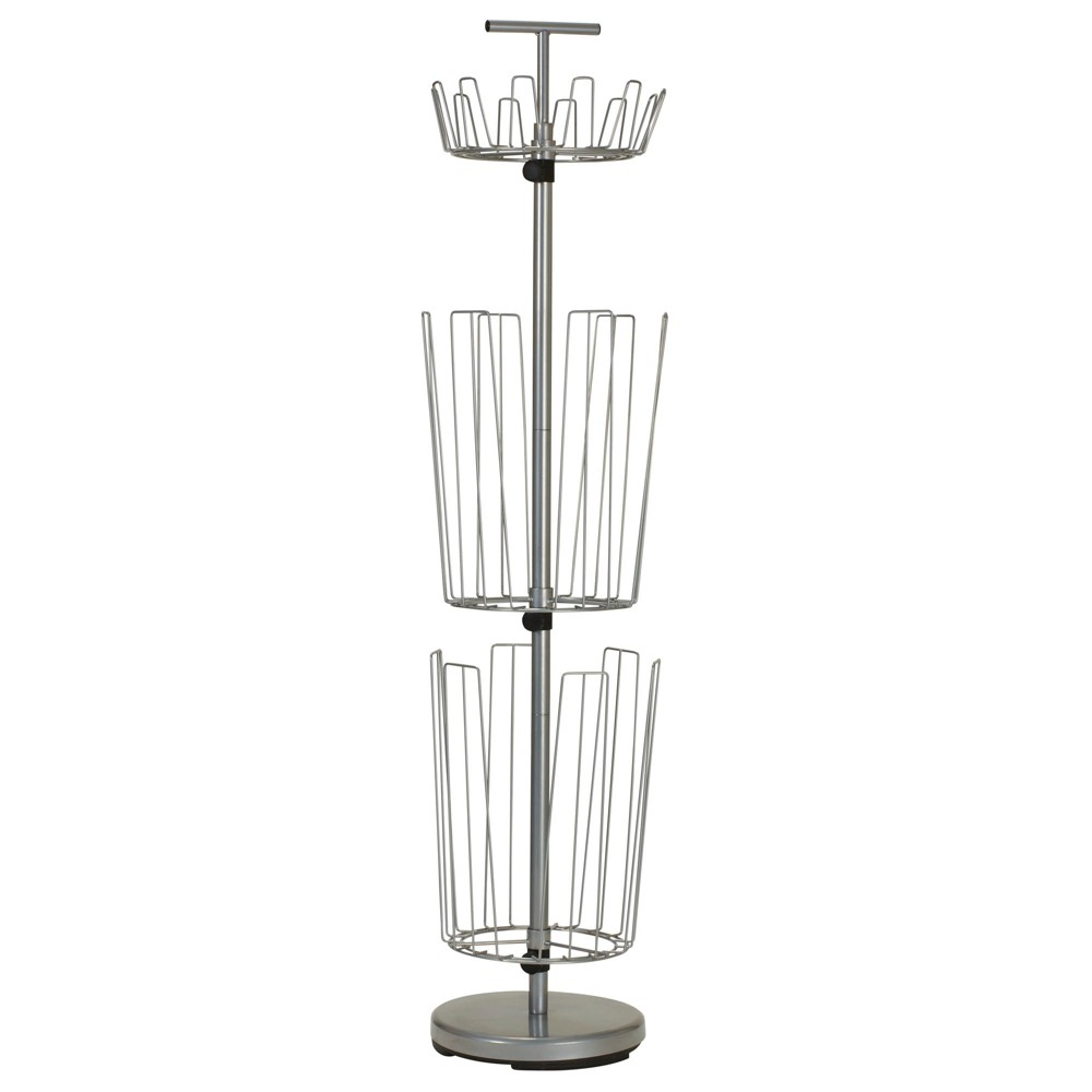 Image of Shoe Rack Silver - Household Essentials