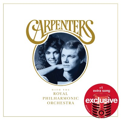 Carpenters with the Royal Philharmonic Orchestra (Target Exclusive) (CD)