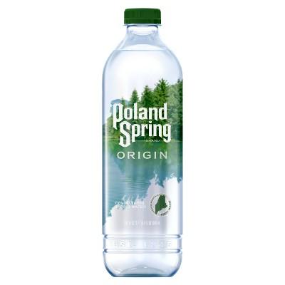 Poland Spring Origin Natural Spring Water - 30.4 fl oz Bottle