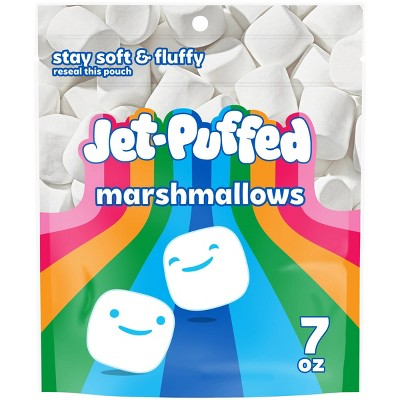 Kraft Jet Puffed Original Snacking Marshmallows - 7oz