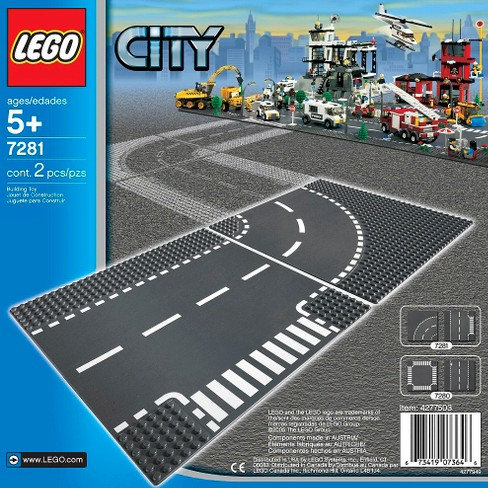 LEGO® City T-junction & Curve 7281 - image 1 of 2