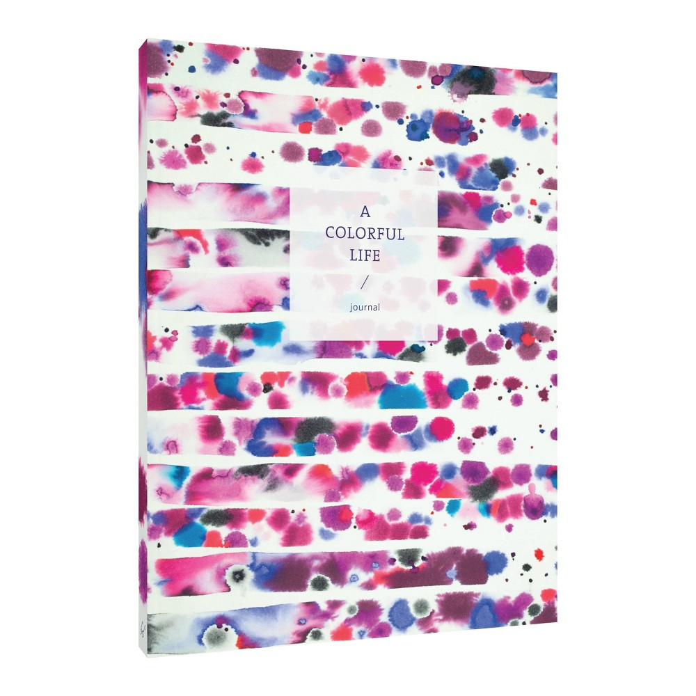 Image of A Colorful Life Journal - (Diary)