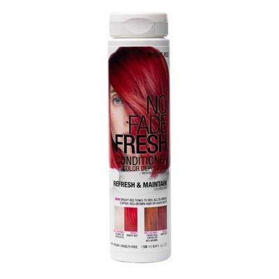 No Fade Fresh Color Depositing Semi-Permanent Hair Color Conditioner - 6.4 fl oz