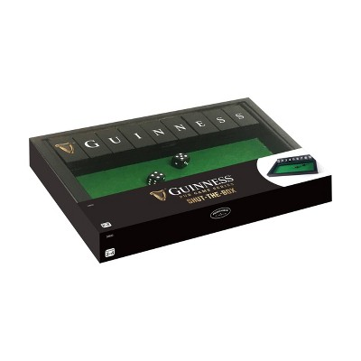 Guinness Pub Game Series - Shut-the-Box