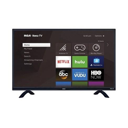 """RCA 43"""" 1080p Roku Smart TV - image 1 of 4"""