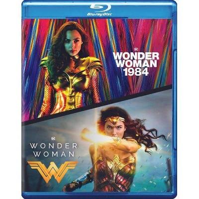Wonder Woman 1984 & Wonder Woman: 2-Film Bundle (Blu-ray + Digital)