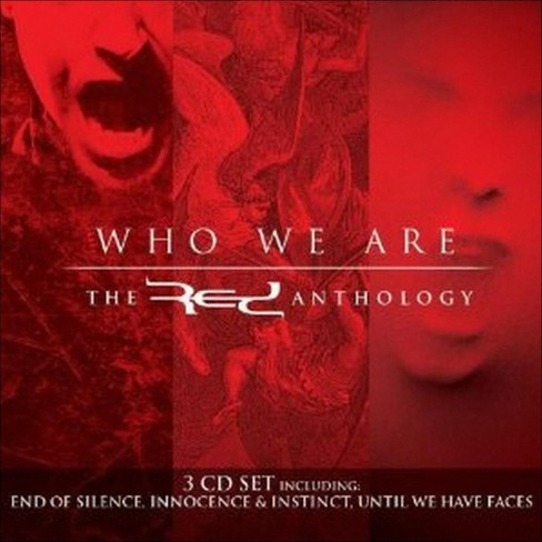 Red - Who we are:Red anthology (CD) - image 1 of 1