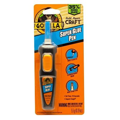 Gorilla Super Glue Pen