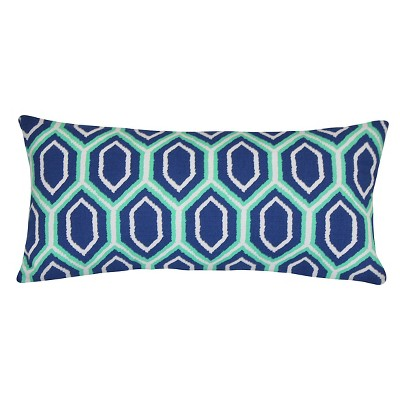 Outdoor Pillow Blue Hex Room Essentials Target Inventory